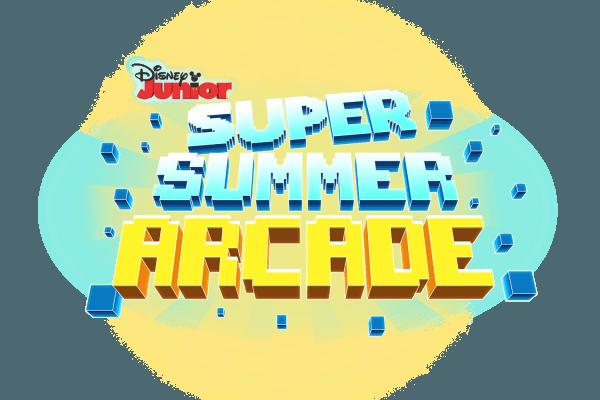 Disney Junior Super Summer Arcade