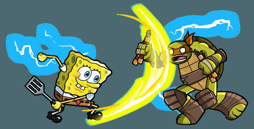 Super Brawl Fight