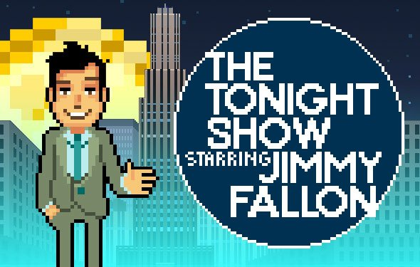 Jimmy Fallon Games at Universal Studios