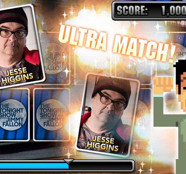 Jimmy Fallon Match Gameplay