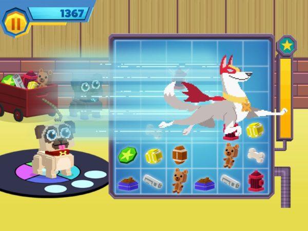 Puppy Dog Pals Minigame