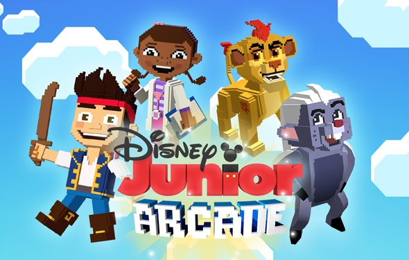 Disney Junior Summer Arcade