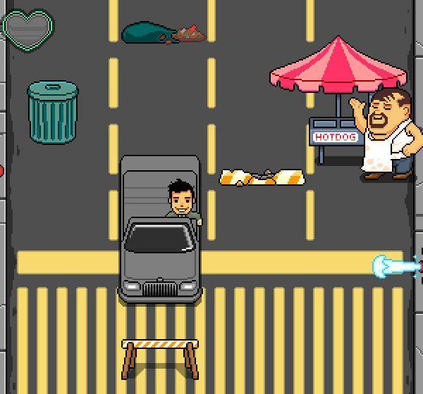 Jimmy Fallon Drive Gameplay