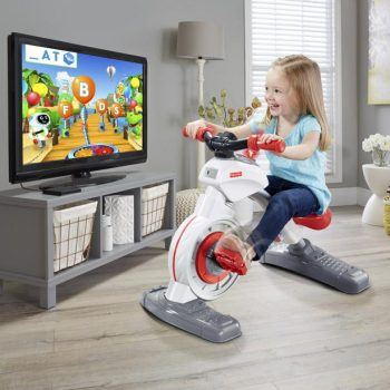 Fisher Price Smart Cycle Developer