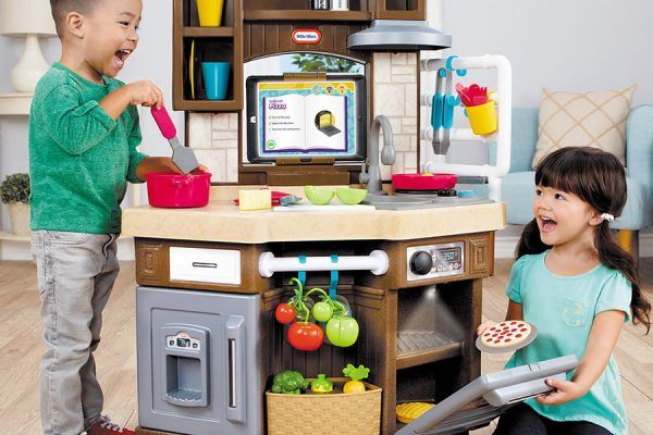 Little Tikes Cook n Learn Smart Kitchen