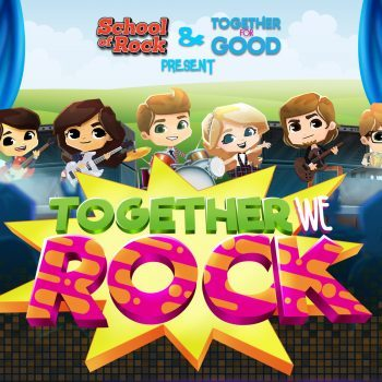Together We Rock Splash Screen