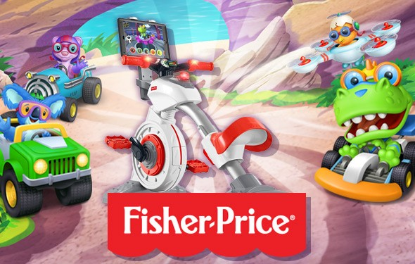 Fisher Price: Smart Cycle