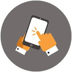 Add mobile touch support to a flash conversion