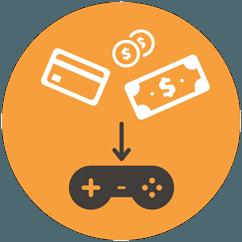 Game monetization design