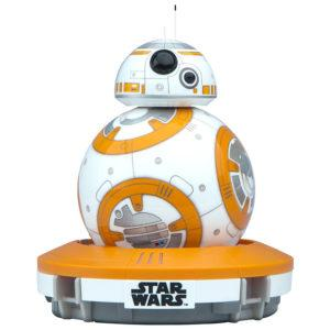 App-enabled toy - Connected Droid - hacked