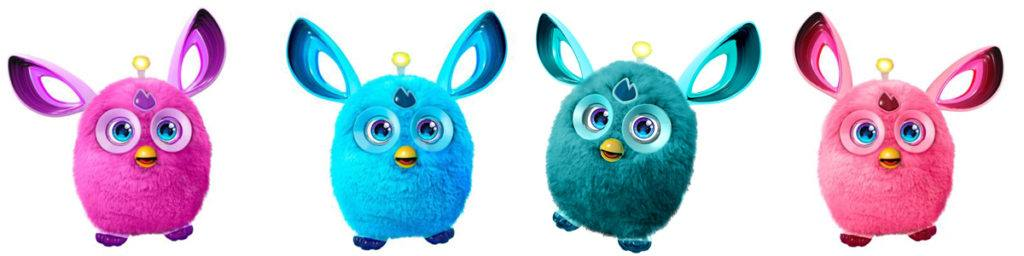 Furbies are hacked and coming for you!