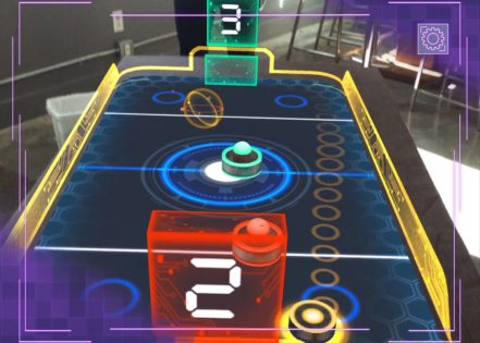 Workinman Labs Ar Hockey Game Design And Development Services